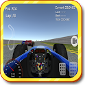 Free 3D Real Formula Racing icon