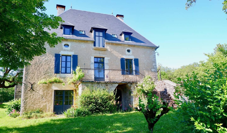 Maison avec jardin et terrasse Figeac