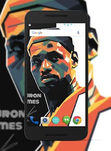 Lebron James Wallpapers HD - náhled