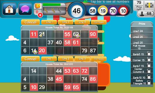 Housie Super: 90 Ball Bingo - náhled