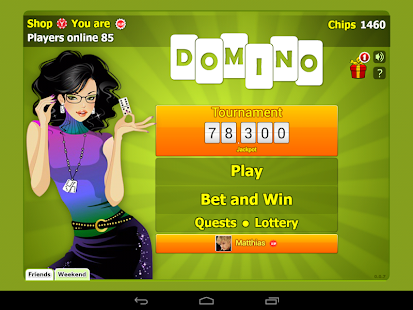 Domino Blitz- screenshot thumbnail