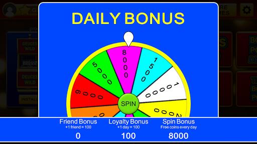 Video Poker u2660ufe0fu2665ufe0f Classic Las Vegas Casino Games 1.6.3 screenshots 8