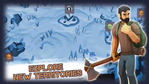 darkest winter: last survivor screenshot 2