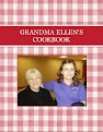 GRANDMA ELLEN'S COOKBOOK