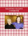 GRANDMA ELLEN'S COOKBOOK