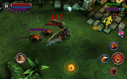 SoulCraft 2 - Action RPG screenshot 8