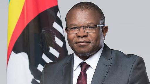 Eswatini's minister of commerce, industry and trade, Manqoba Khumalo.