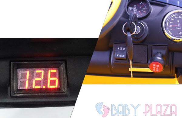 Ô tô điện trẻ em YC-338 10