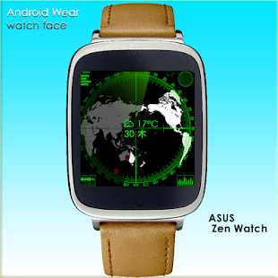 How to install Radar Watch Face 1.0 apk for android