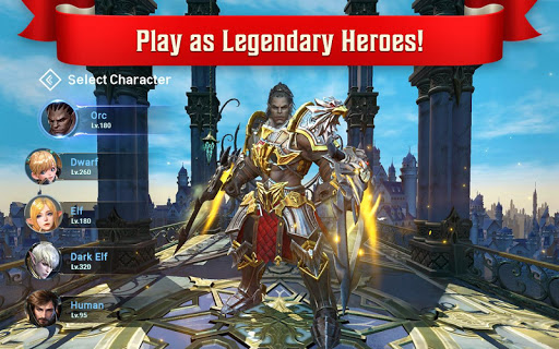 Download Lineage 2: Revolution MOD APK 9