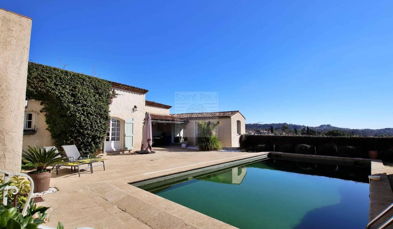 Maison avec piscine et terrasse La Colle-sur-Loup