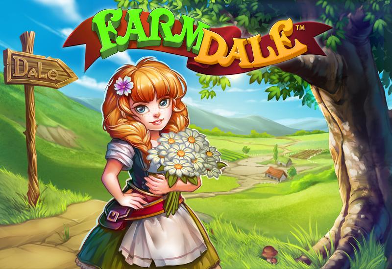 Farmdale - farm village simulator Screenshot 13