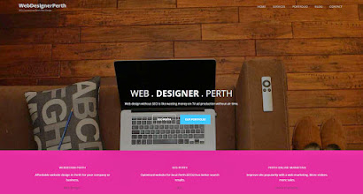 Photo: New more artistic web design in Perth for www.webdesignerperth.com Contact us for free #mobile-friendly test reports of your home or one other web page. Free advice at our #perth office. #mobify your web pages for better #seo .
