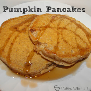Pumpkin Pancakes Without Pumpkin Puree Recipes.