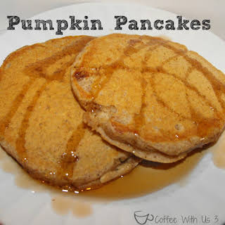 Pumpkin Pancakes Without Pumpkin Puree Recipes.