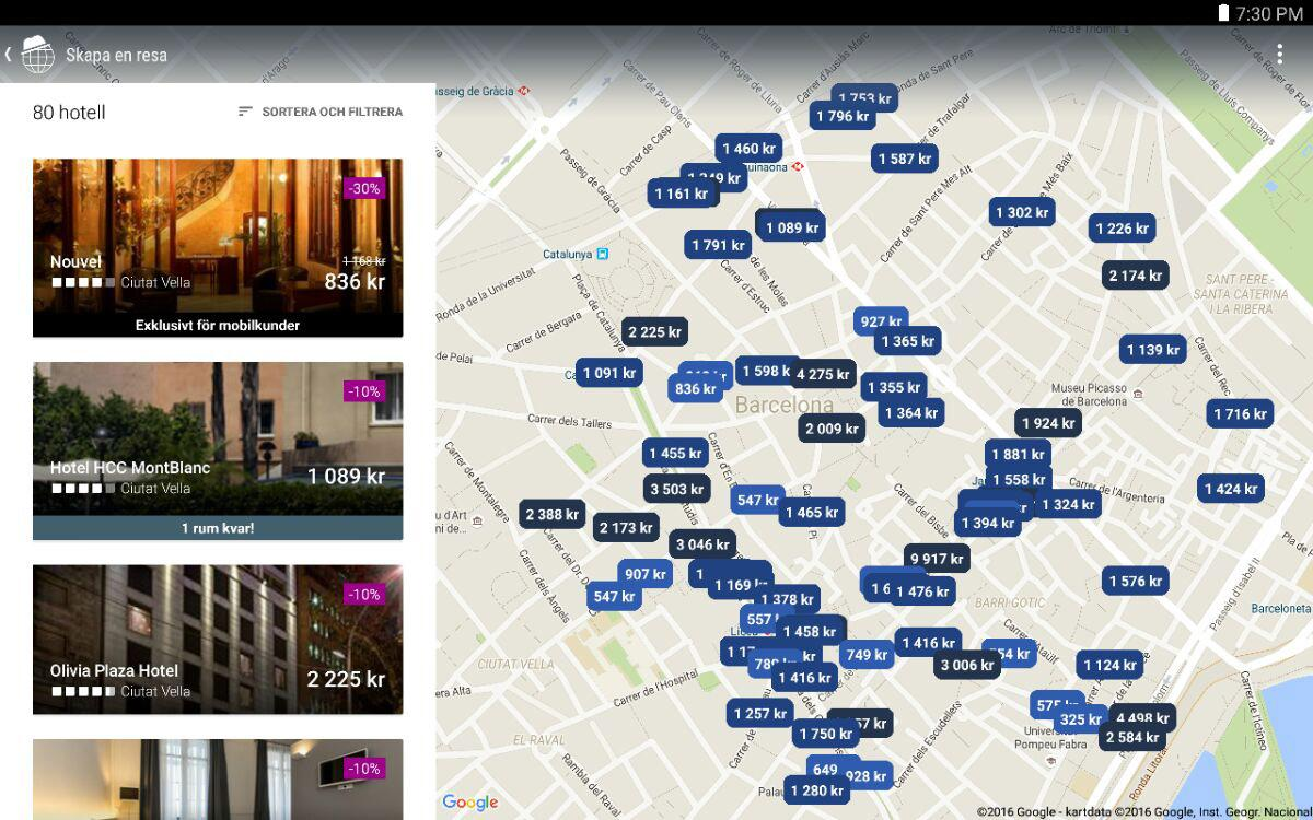 MrJet: Hotels, Flights, Cars- screenshot