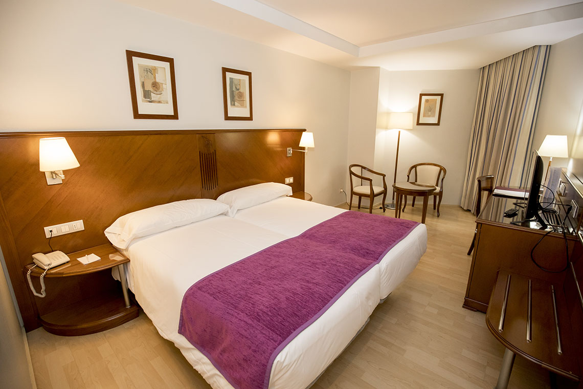 Book a night at the 4* Golden Tulip Andorra Fenix Hotel