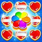 Sugar POP - Sweet Puzzle Game icon