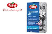 Angebot für Abtei Magnesium 400 Plus Vital Depot im Supermarkt