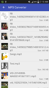 App Video to MP3 Converter - MP3 Tagger APK for Windows Phone
