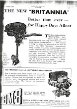 Photo: Interesting - enigmatic - advertising blurb for the engine we are in the market for.