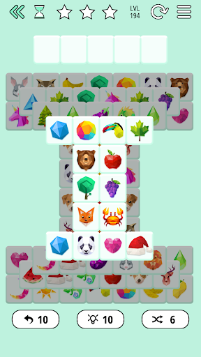 Poly Craft - Matching Game android2mod screenshots 4
