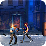 Zombie Road Street 3D Fighting: Fighter Games Icon