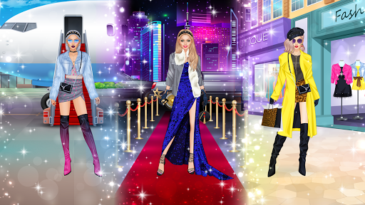 Supermodel Makeover - Glam Dress Up and Make Up modavailable screenshots 11