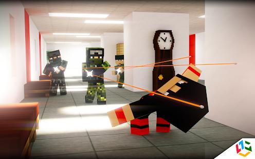 Super Hot Block Pocket Edition- screenshot thumbnail