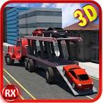 Car Transporter Big Truck 2015 Icon