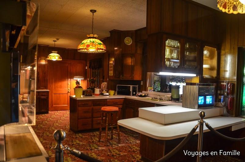 Graceland - kitchen