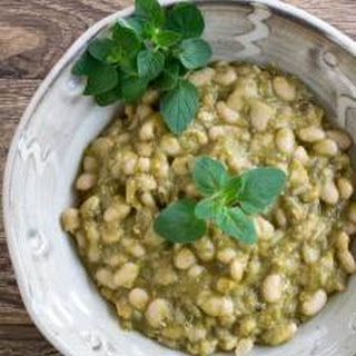 Mexican White Beans Recipes
