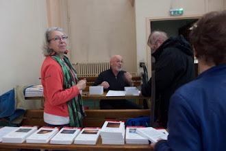 Photo: Accueil de la 2ème session à la cité scolaire Paul Bert, 75014