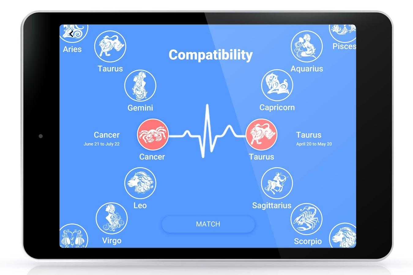 Horoscope match making app