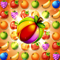 Sweet Fruit POP : Match 3 Puzzle icon
