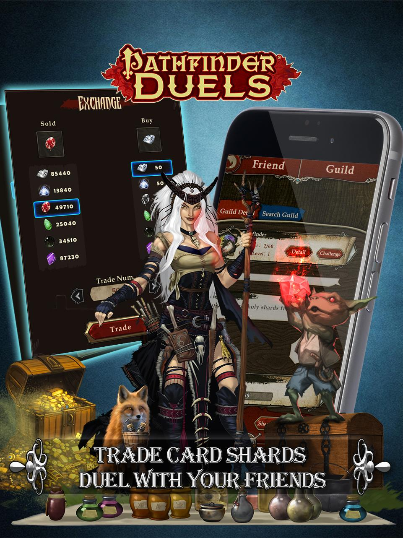 Pathfinder Duels screenshot #5