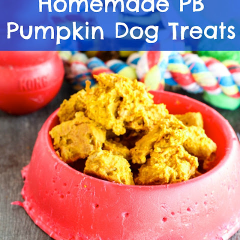 Homemade Dog Cake Without Peanut Butter