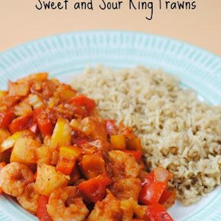 King Prawn Sauce Recipes