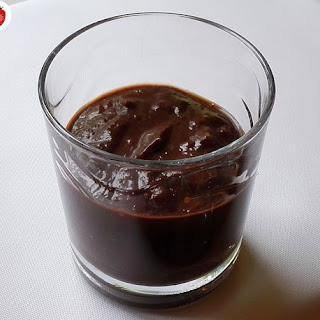 2-ingredient Vegan Chocolate Sauce