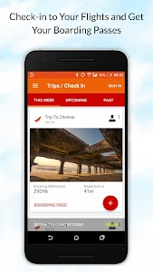 Air India screenshot 1