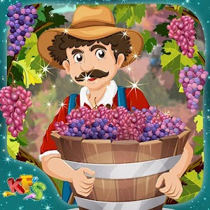 Kids Grapes Dream Farm for PC and MAC