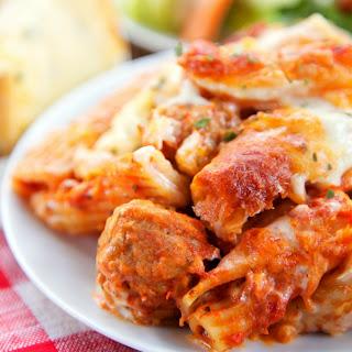 Alfredo Meatballs Recipes.