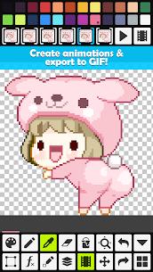 Pixel Studio – Pixel art editor, GIF animation v1.10 [BRO] APK 2