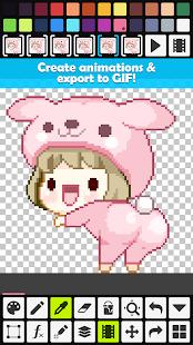 Pixel Studio - Pixel art editor, GIF animation Screenshot