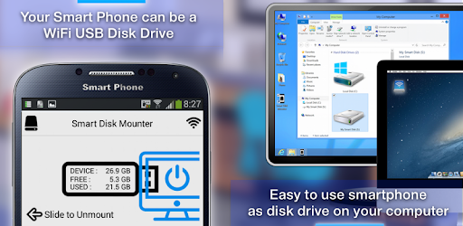 Приложения в Google Play – <b>WiFi</b> USB Disk - <b>Smart</b> Disk