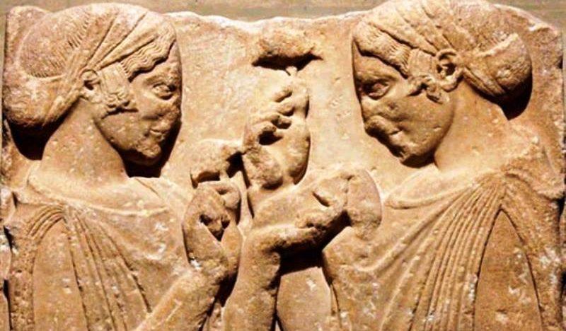 Деметра и Персефона