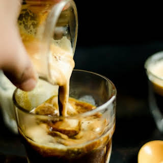 Irish Whiskey Affogato.