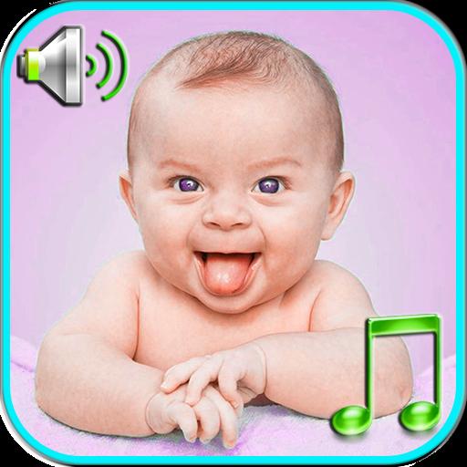 Baby Sounds Ringtones Icon