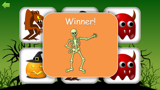 玩免費解謎APP|下載Halloween Pairs app不用錢|硬是要APP