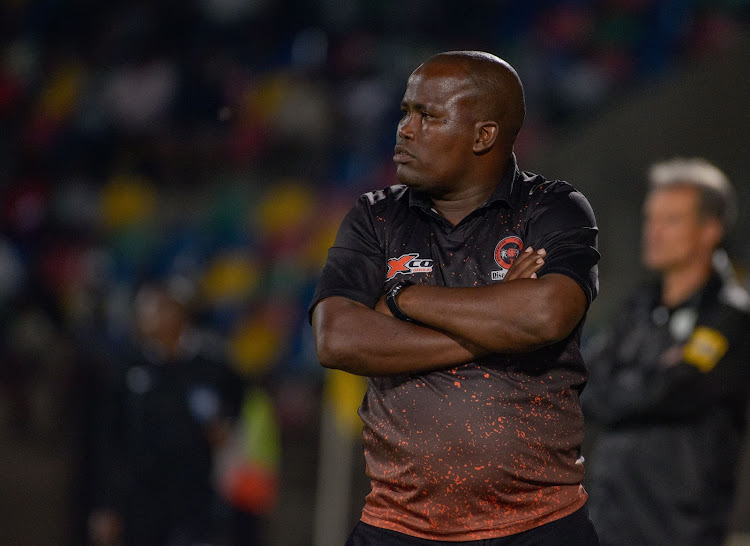 Polokwane City FC head coach Bernard Molekwa is confident his team get a result when they travel to the Bidvest Stadium in Johannesburg for an Absa Premiership fixture on Sunday April 22 2018.